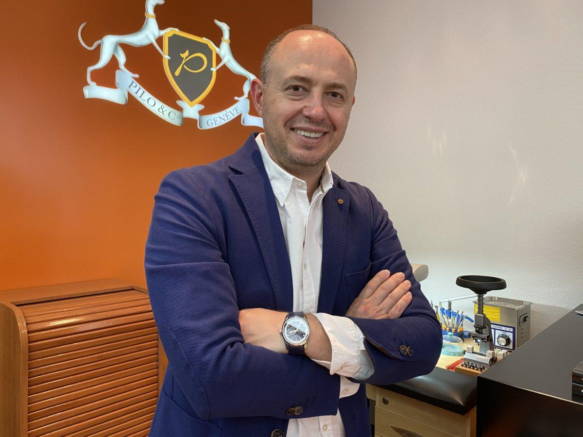 Interview d'Amarildo Pilo: «Le secteur horloger va incontestablement être très impacté»