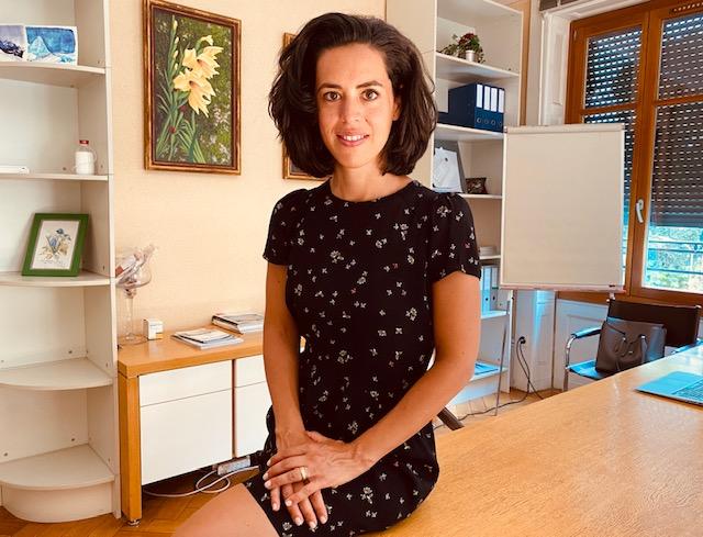 Interview de Samareh Lajaunias: «CAL02 est un médicament innovant tant en sa cible qu'en son mode d'action»