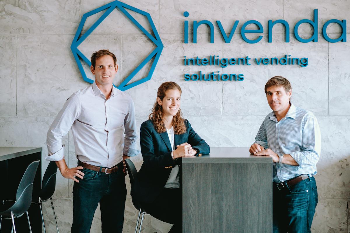 Deux ex-managers de Selecta rejoignent la start-up high tech Invenda Group