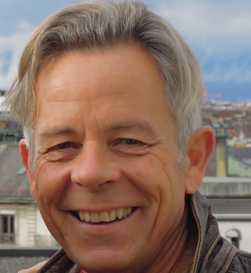 Interview de Jean-François Berger: «Mon maître de peinture, Charles Vogt, prétend que certains de ses pinceaux sont devenus des amis»