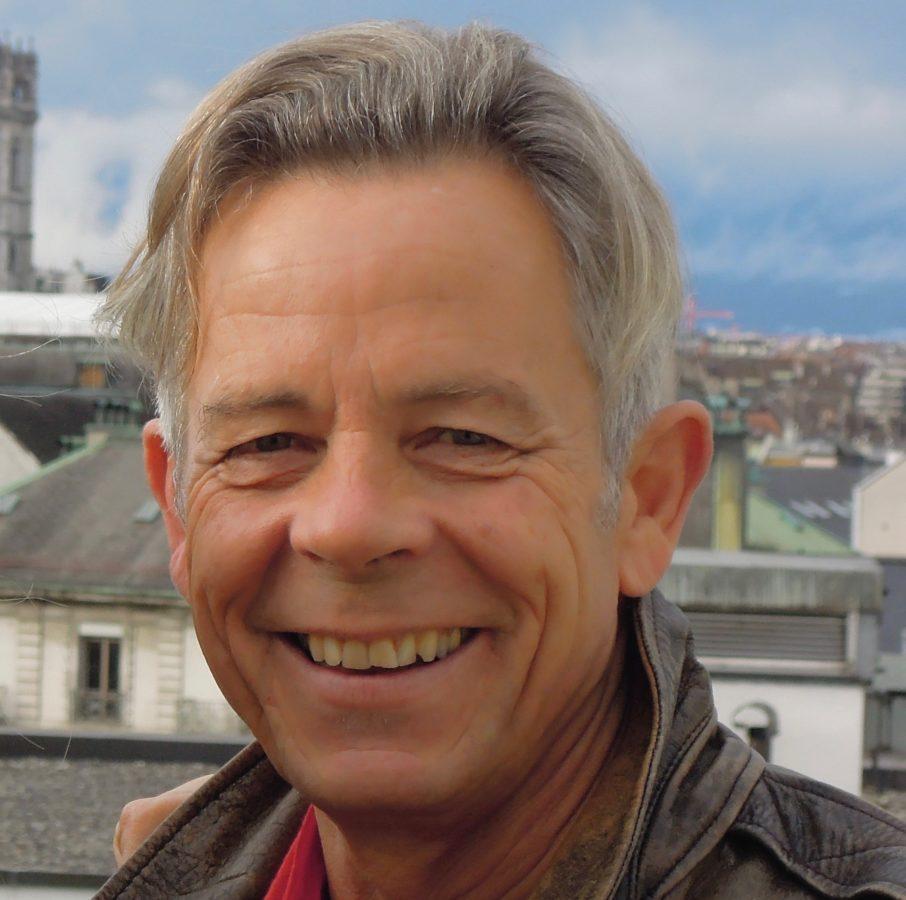 Interview de Jean-François Berger: «J'aime peindre la rue, si propice aux rencontres et à l'inattendu»