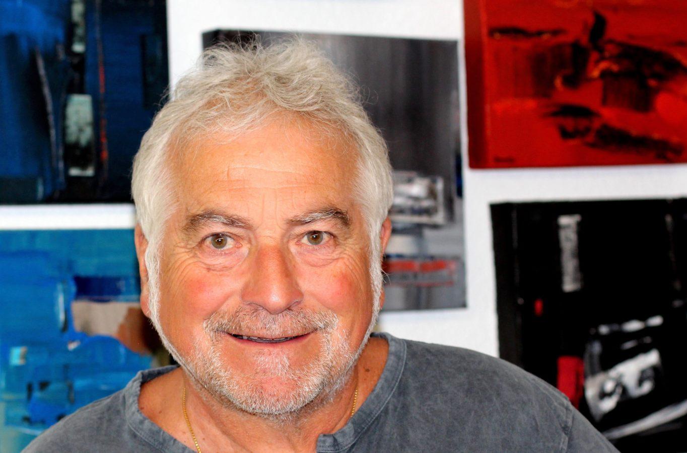 Interview de Jean Pierre Béguelin: «Apporter un peu de rêve et de création artistique dans mes toiles, est une valeur très importante à mes yeux»