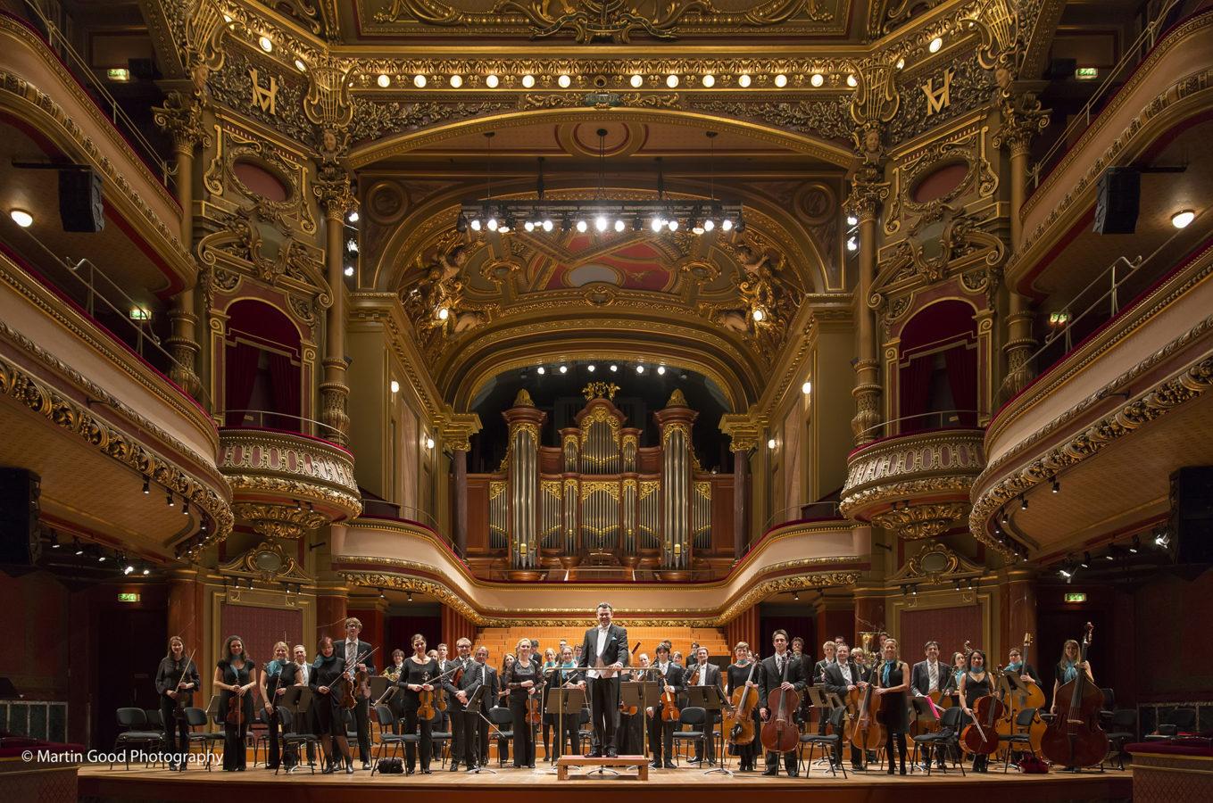 L'Orchestre des Nations Unies se réinvente et devient l'Orchestre des Nations