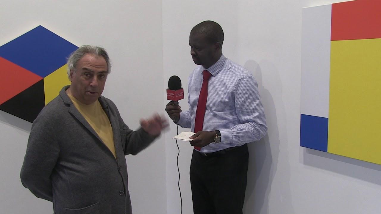 Le monde de l'art et l'émergence de nouveaux pôles   Interview d'Albert Baronian