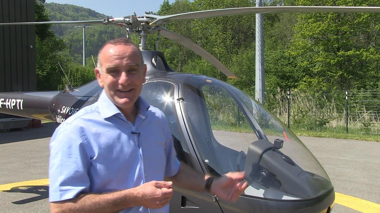 Le Mont-Blanc en hélicoptère – Interview de Christophe Bontaz – Directeur de Savoie Hélicoptères