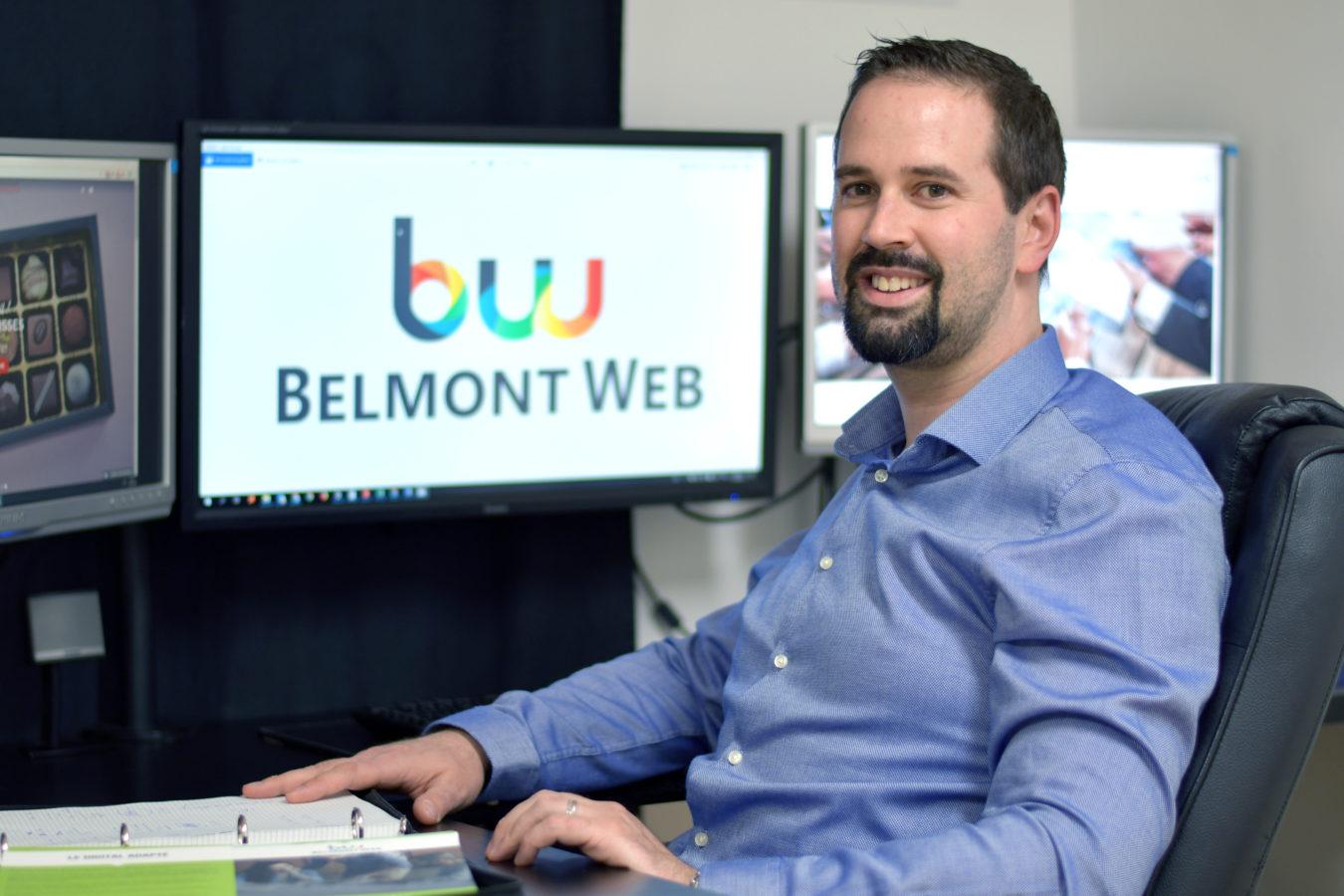 Belmont Web – votre prochain service de développement et de marketing
