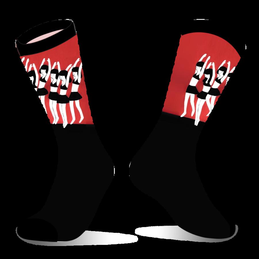 Mad Dogs Socks (MDS), producteur de chaussettes écologiques basées sur un concept créatif à la fois digital et communautaire
