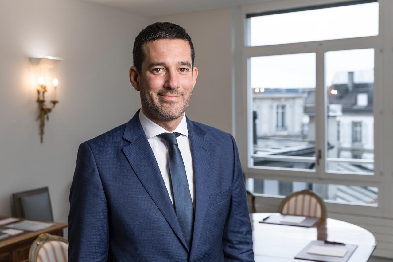 Max Mooser rejoint la Banque Bonhôte & Cie SA à Lausanne en qualité de gestionnaire de clientèle privée senior