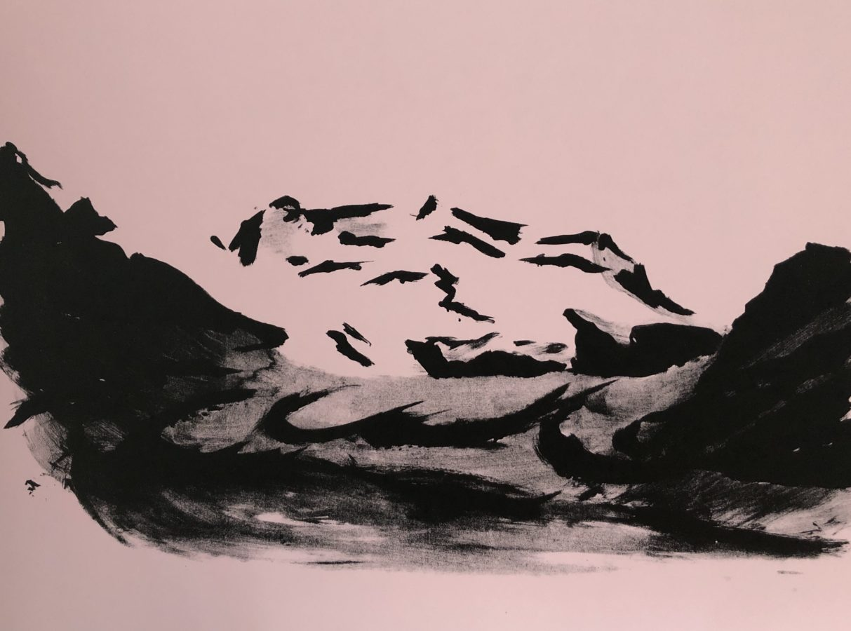 L'artiste peintre Noël Hémon présente une double exposition à Verbier