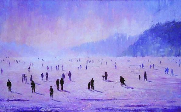 Les horizons de l'artiste peintre Noël Hémon
