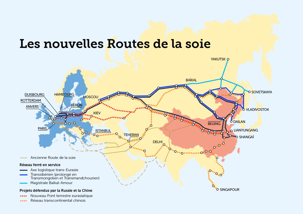 Les promesses de la nouvelle Route de la soie