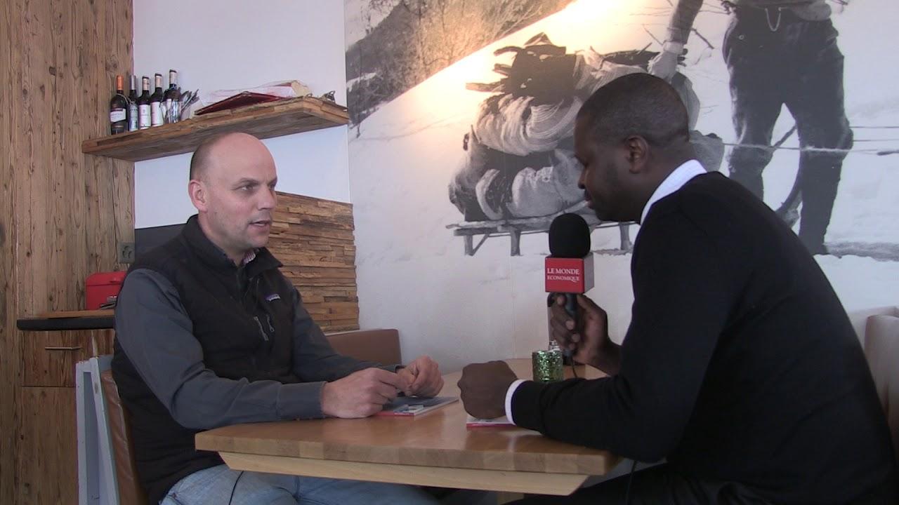 Onno Van Boxtel une success story Valaisanne