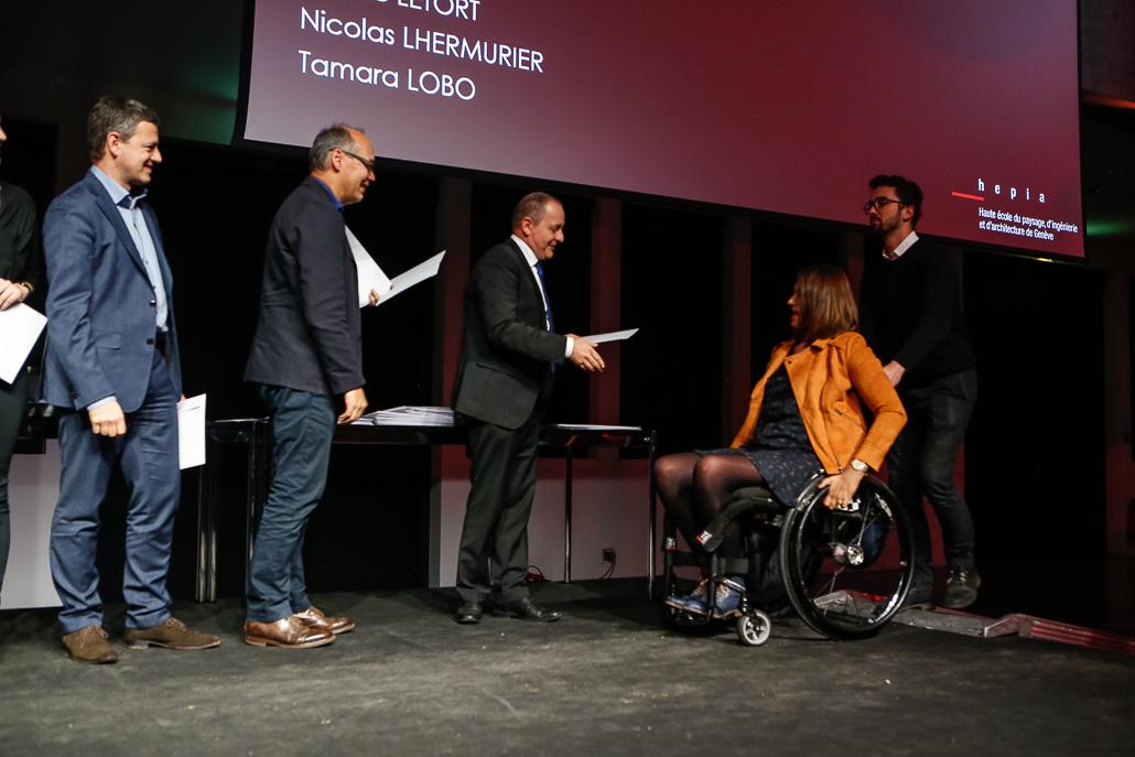 Gestion de projets de la construction  – 3ème édition des Prix Tekhne / HES-SO