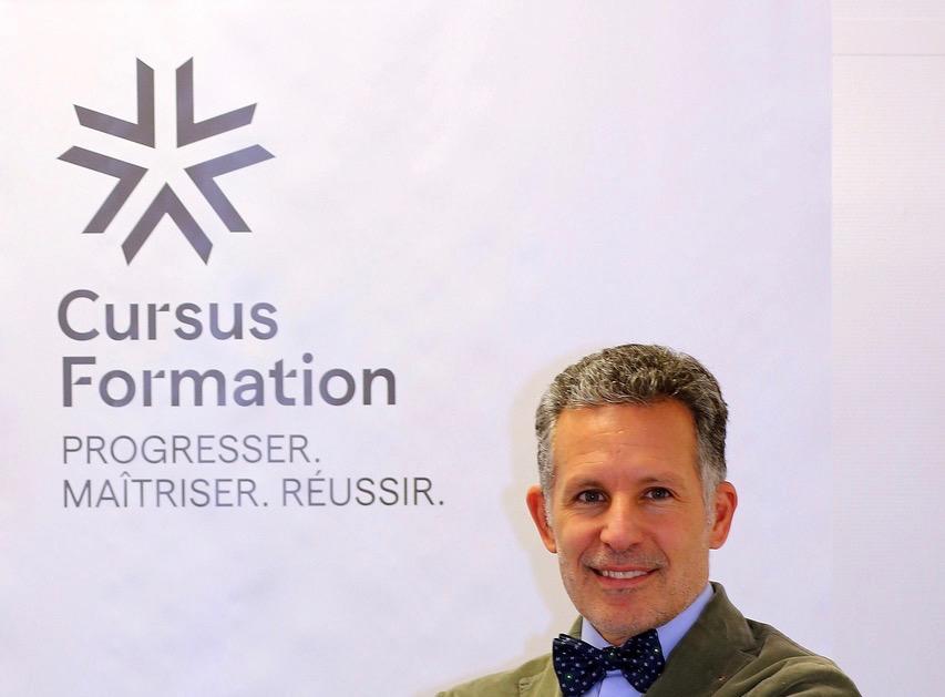 Lancement de Cursus Formation, un nouveau centre de compétence pour la formation continue en Suisse romande