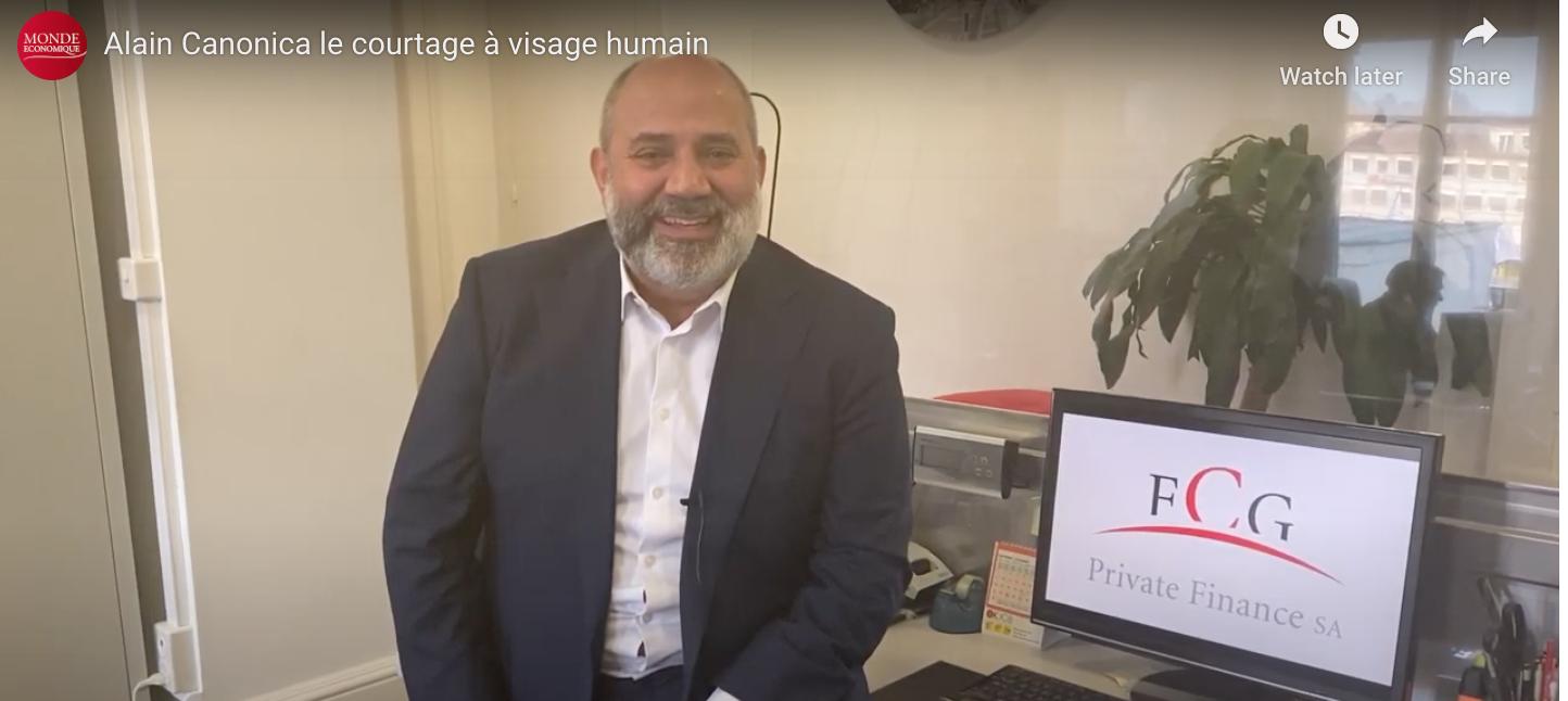 Alain Canonica – Le courtage à visage humain