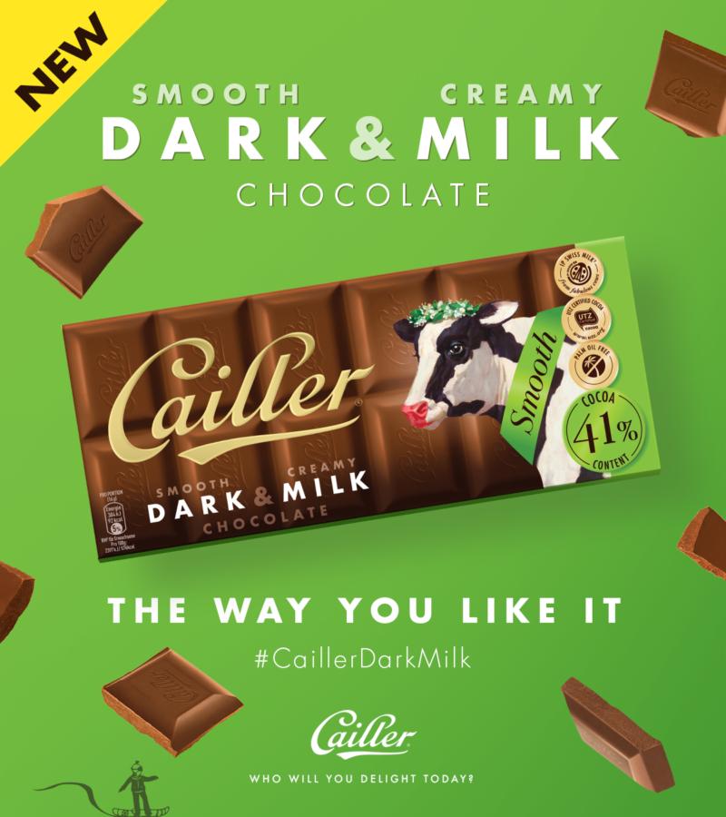 DARK&MILK, THE WAY YOU LIKE IT