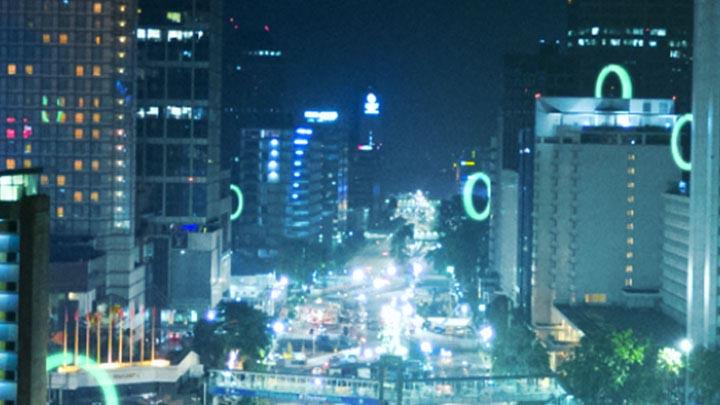 BrightSites: de l'éclairage urbain au luminaire intelligent
