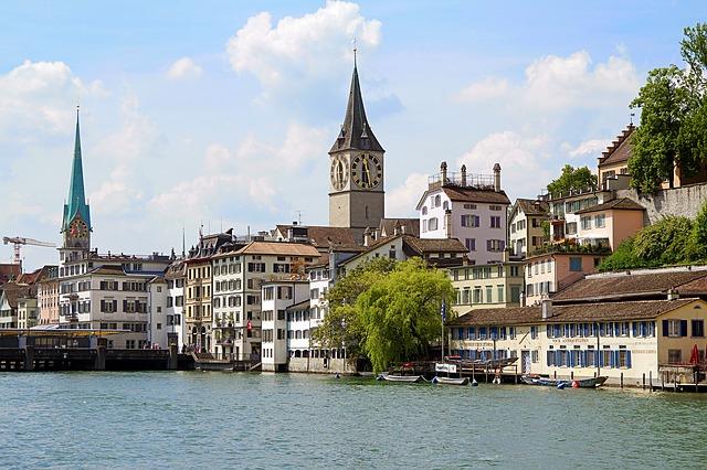 Zurich, la ville la plus écologique de Suisse