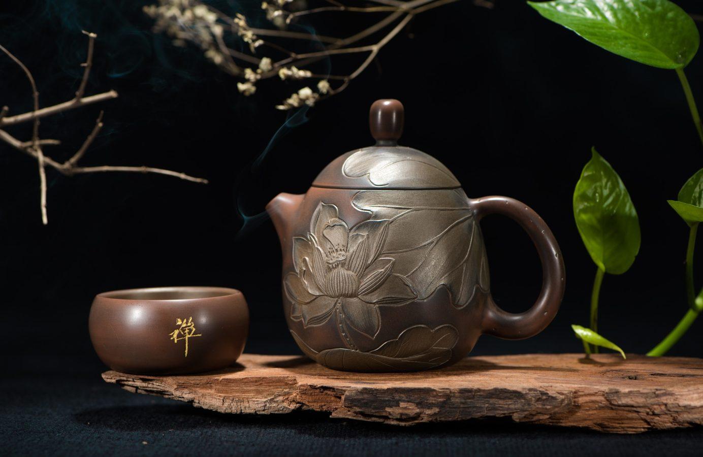 La Tsarine,  bien plus que du thé