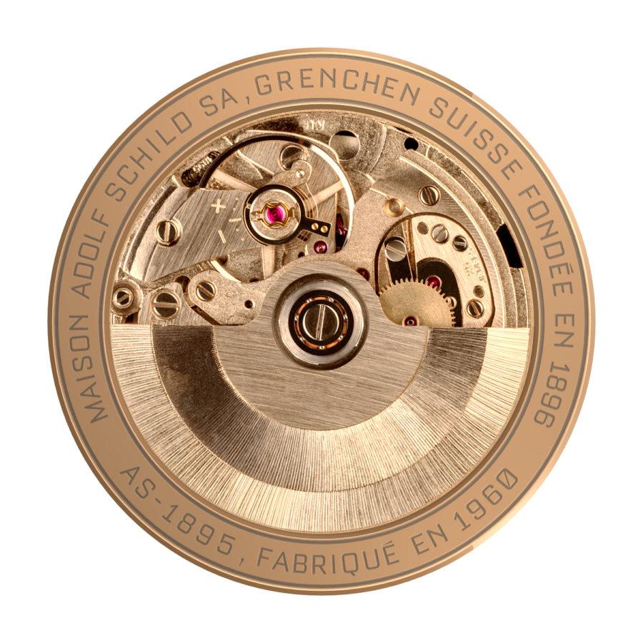 Mouvement d'horlogerie suisse et Token : une nouvelle ère pour l'industrie horlogère
