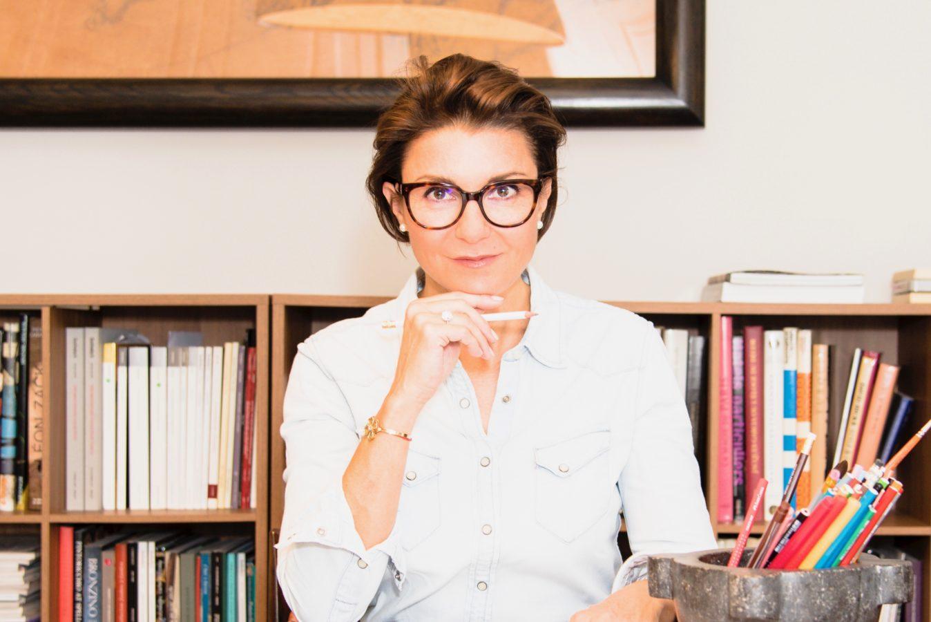 Interview de Frédérique Berman:»La grande variété des solutions techniques dont nous disposons permet une créativité quasiment illimitée»