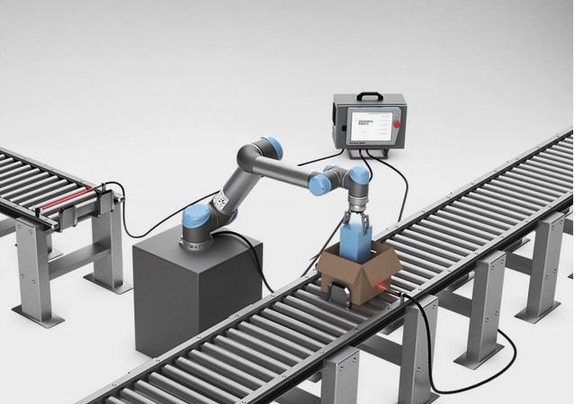Déconfinement et Covid-19 : des robots au secours de l'industrie.