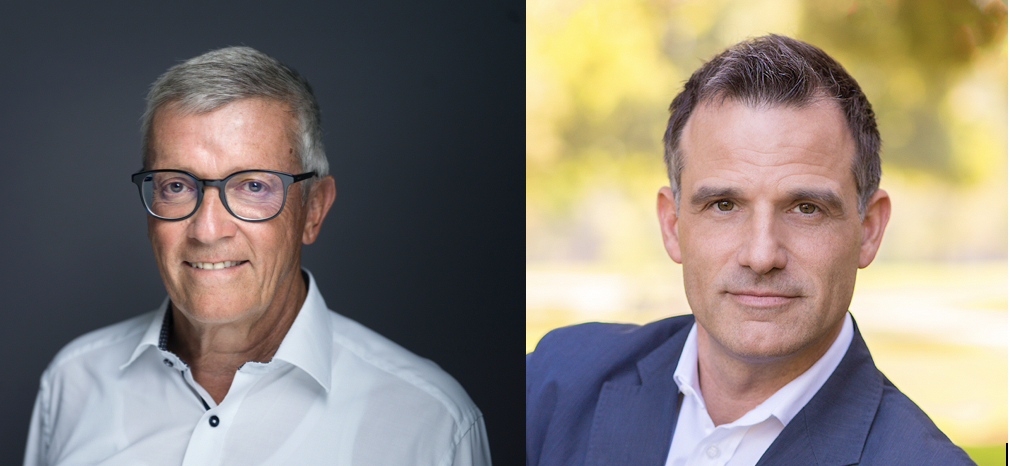 Sascha Zahnd devient le nouveau président de digitalswitzerland