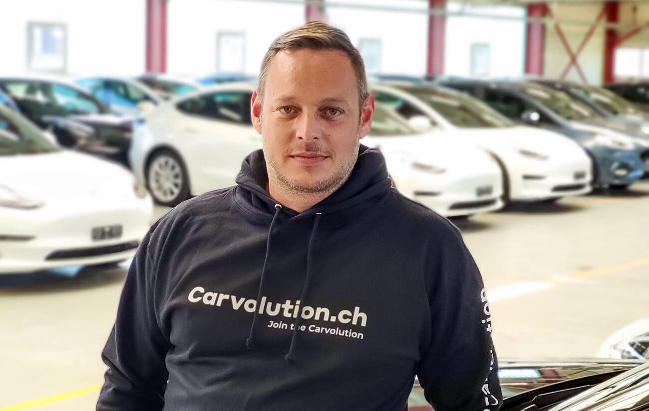 Le PDG de Sixt Mobility Consulting rejoint la startup Carvolution