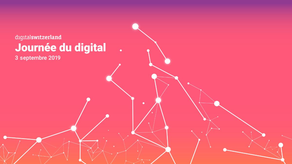digitalswitzerland: Le dialogue au cœur de la troisième édition de la Journée suisse du digital