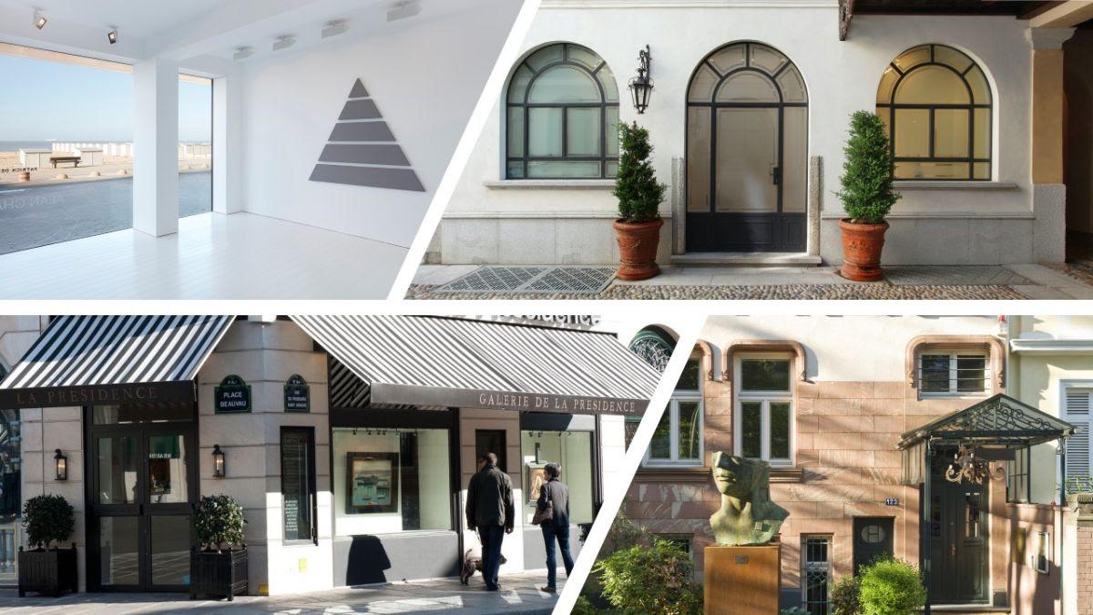 Brafa 2021 in the galleries, se déclinera en 126 expositions dans 13 pays et 37 villes