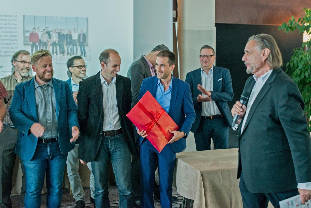 L'Industrie 4.0 remet ses « Awards » lors d'une soirée gala, le 12 juin à Montreux
