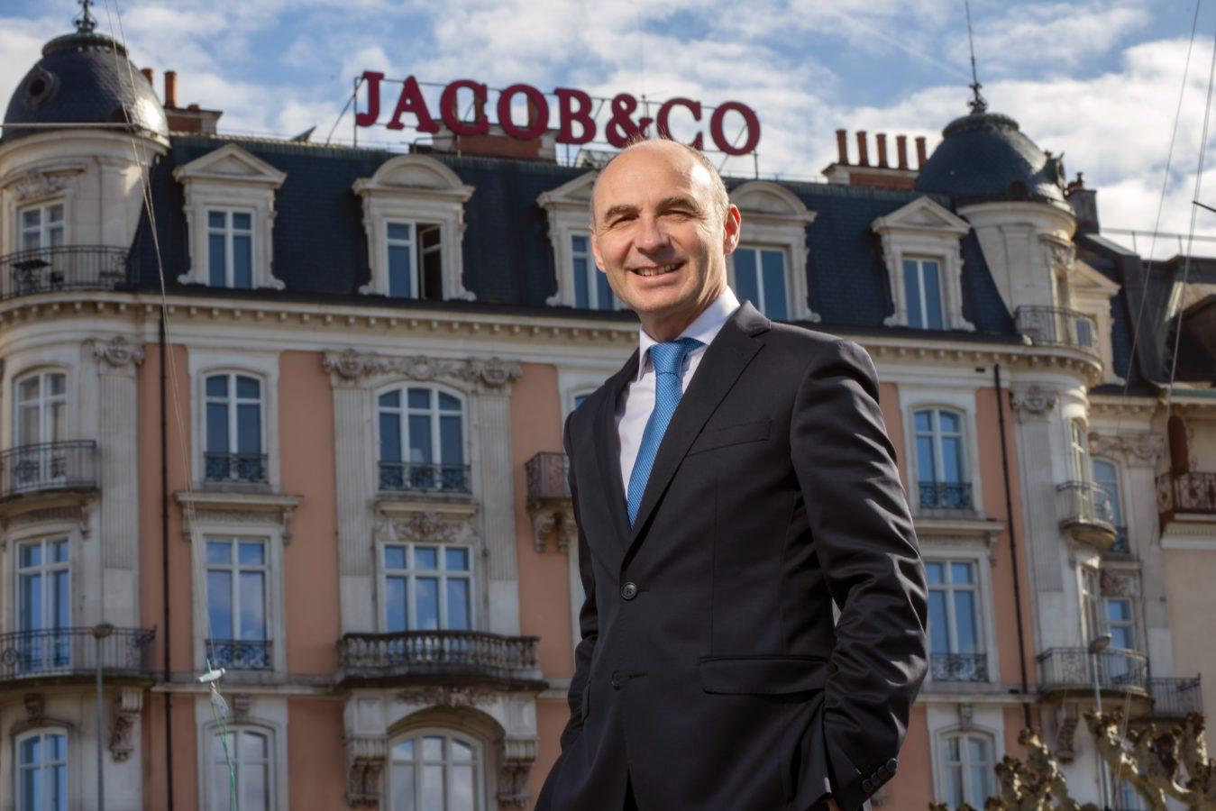 Interview de Norbert Nicolau: «Nous valorisons les marques sur la rade de Genève»