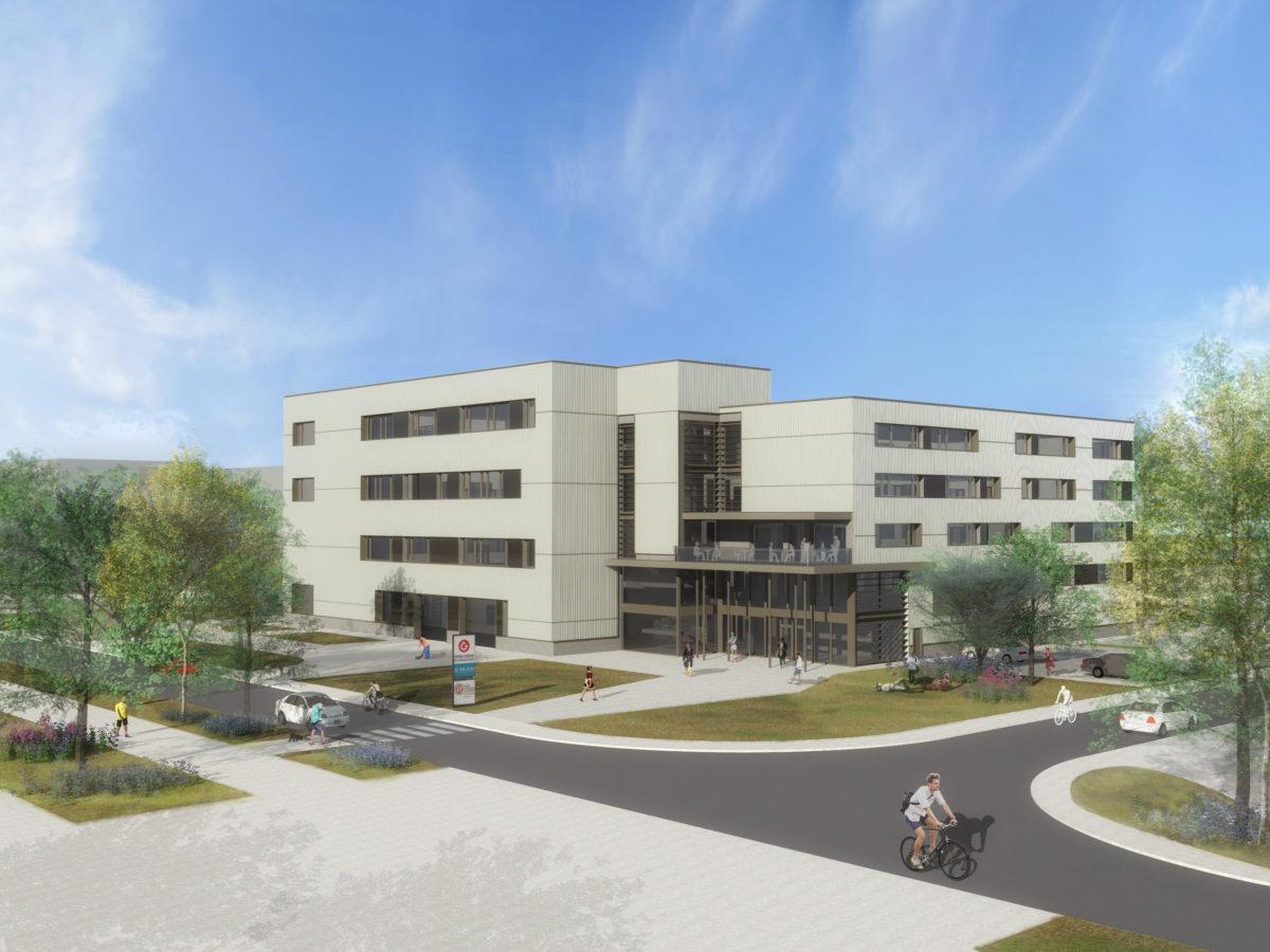 UPSA-VD : le Centre de formation a obtenu le permis de construire
