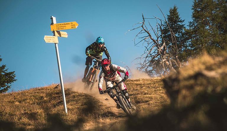 Coople signe un partenariat avec le Verbier E-Bike Festival pour le lancement de la première édition