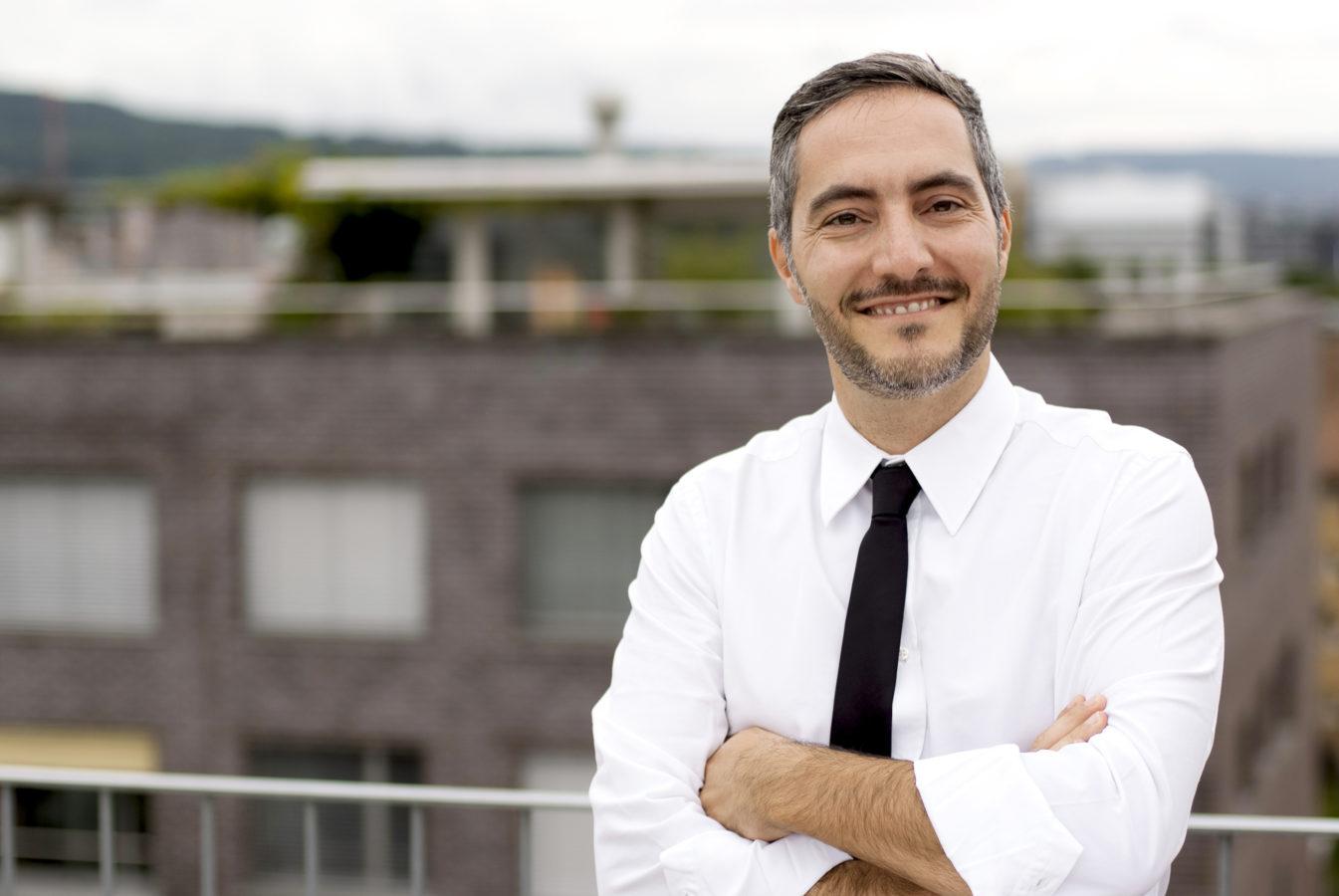 Interview de Viktor Calabro: «Il n'y a aucun secteur où la main-d'œuvre n'est pas touchée»