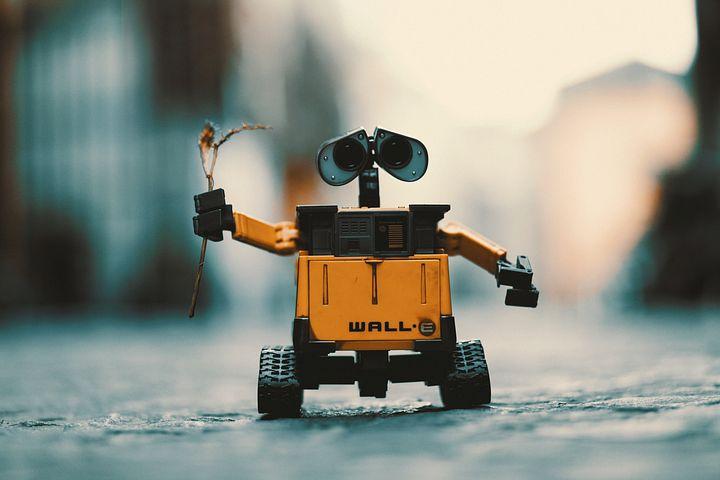 Le monde de demain ne se limitera pas aux robots