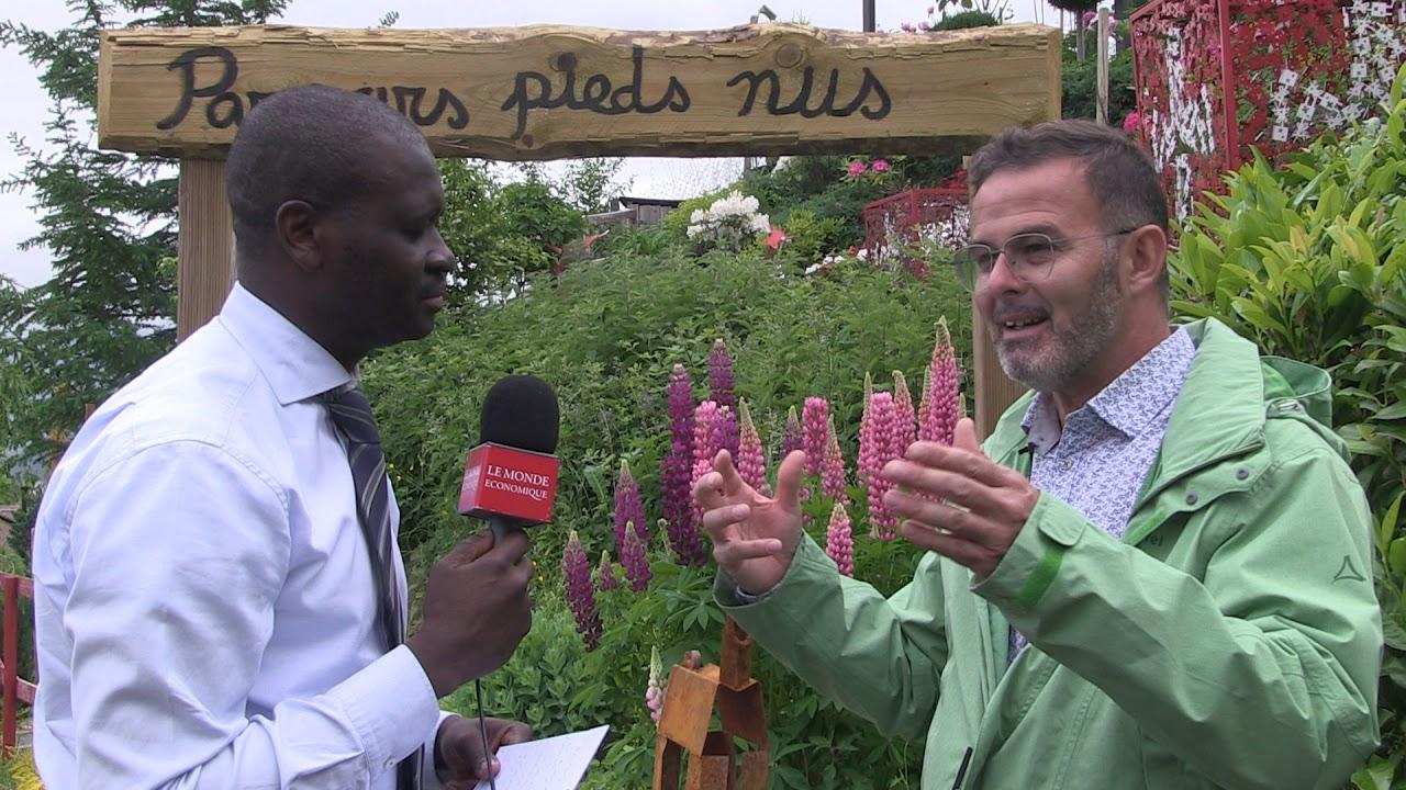 Weekend fleuri à Monthey: Découvrez le jardin botanique de Didier Voirol