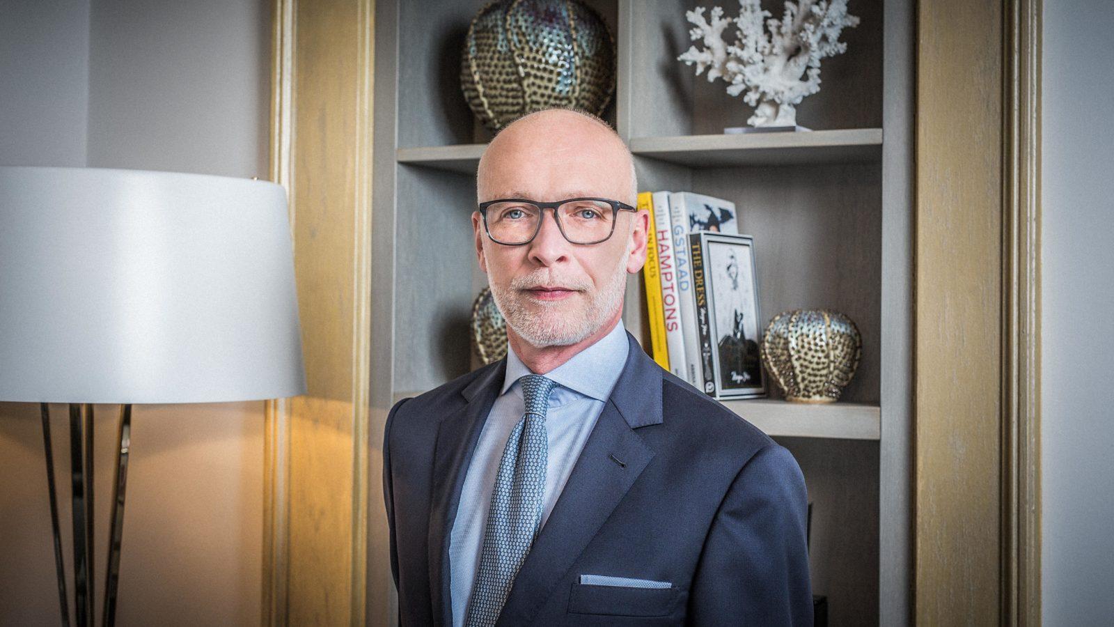 Werner Pichler, nouveau Directeur Général du Ritz-Carlton Hôtel de la Paix, Genève