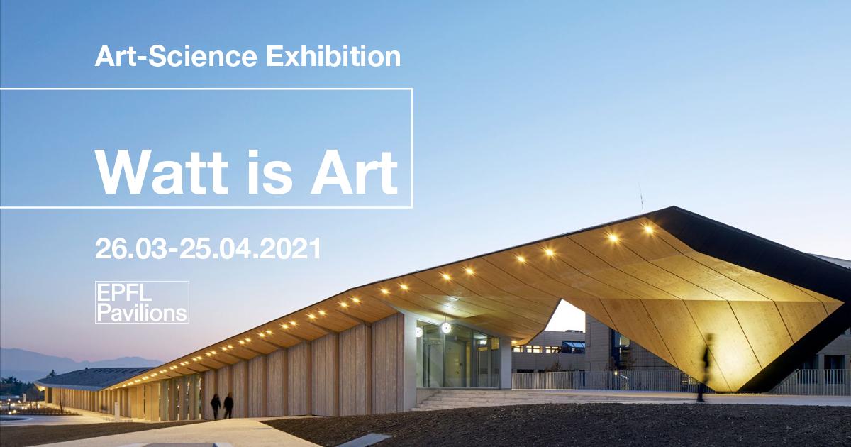«Watt is Art»: une exposition en première mondiale de panneaux solaires artistiques et multifonctionnels à l'EPFL