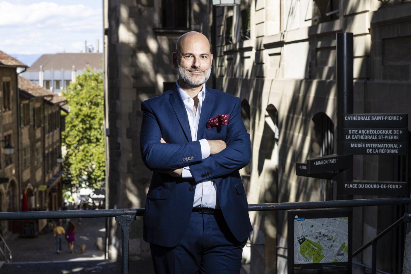 Interview de Zahi Haddad: « Nous devons maintenant briser la routine métro, boulot, dodo »