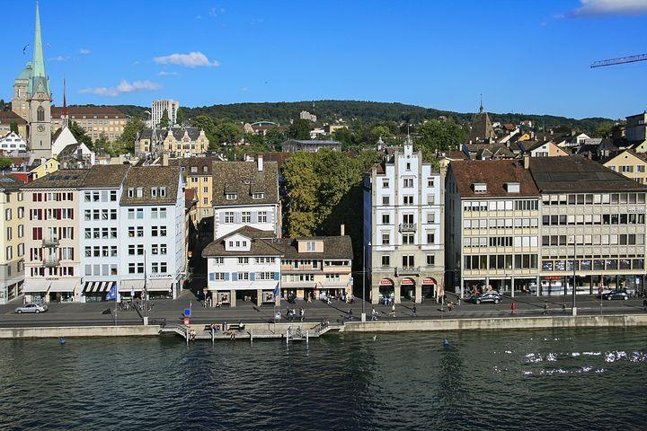Zurich : les appartements à Zurich près de 100 %  plus chers qu'en 2007